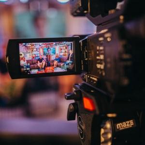 Kamerasetup in der Esport Factory
